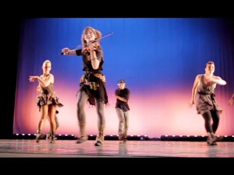Epic Violin Dance Performance- Lindsey Stirling
