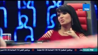 سمية الخشاب تؤكد على تساوي مكانتها الفنية مع غادة عبد الرازق