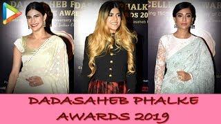 Ananya Birla, Aahana Kumra, Janhvi Kapoor & others at Dadasaheb Phalke Awards 2019 - HUNGAMA