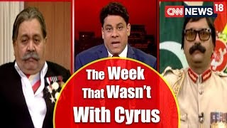 The Week That Wasn't With Cyrus Broacha | CNN-News18 - IBNLIVE