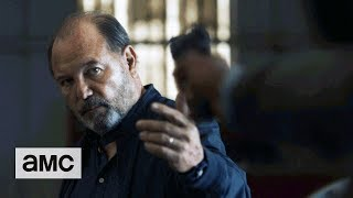 Fear the Walking Dead: 'I Admire You' Talked About Scene Ep. 315 - AMC