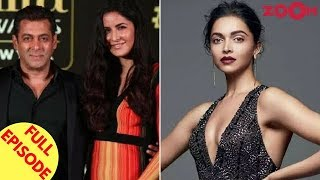 Katrina Rejected 'Bharat' Because Of Salman? | Deepika In A Superhero Film & More - ZOOMDEKHO
