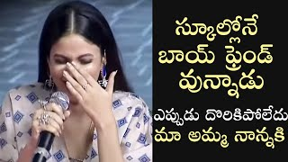 Lavanya Tripathi FUNNY Interview | Hot Seat With Anchor Suma | Arjun Suravaram Pre Release - TFPC