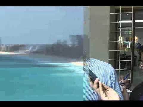 Tiene Cancún las mejores playas; 45% de arena se reacomoda, no se pierde