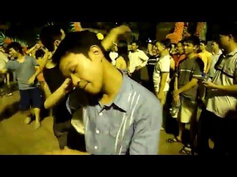 Street Dance - Salsa in Hanoi Vietnam