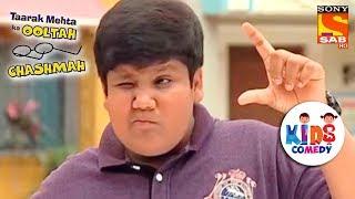 Goli Questions Jetalaal | Tapu Sena Special | Taarak Mehta Ka Ooltah Chashmah - SABTV