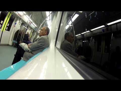 Istanbul Marmaray - From Asia to Europe