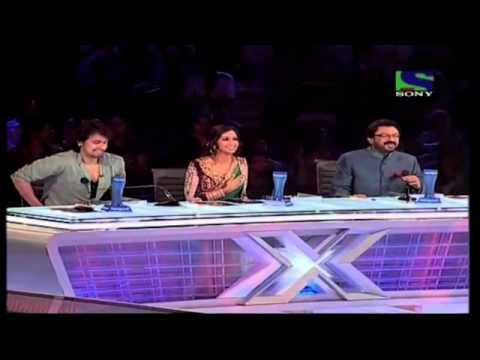 X Factor India - Udit Narayan visits X Factor India as Chief Guest- X Factor India - Episode 26 - 12th Aug 2011 -fywdsYBVpfA