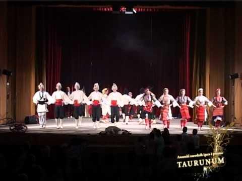 Ansambl Taurunum - Igre bosilegradskog krajista
