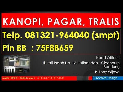 081321-964040 (smpt) Pagar Minimalis Bandung, Pagar Rumah Bandung, Pagar Rumah Minimalis Bandung