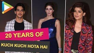 Kuch Kuch Hota Hai celebrates 20 Years | Karan Johar | SRK | Kajol | Rani | Part 1 - HUNGAMA