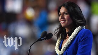 Why some see Tulsi Gabbard as a controversial 2020 candidate - WASHINGTONPOST