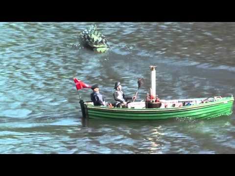 Steamboats on 2013 season opening day