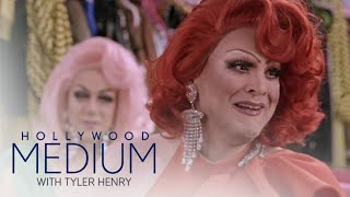 "Tyler Henry Makes Drag Queen ""Speechless"" With Reading 