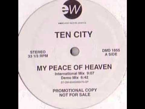 Ten City - My Peace Of Heaven (The Eclipse mix)