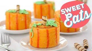 Swiss Roll Pumpkins | Food Network - FOODNETWORKTV