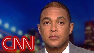 Don Lemon fires back at Trump's false claims about migrant caravan - CNN