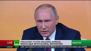US provoked North Korea to break the nuke agreement - Putin - RUSSIATODAY