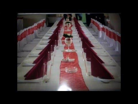 Dekoracije  za svadbe