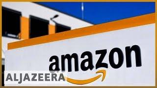 🇺🇸Amazon HQ2 'to be split over New York and Crystal City, Virginia' l Al Jazeera English - ALJAZEERAENGLISH