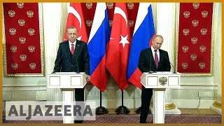 🇷🇺 Russia, Iran, Turkey to hold fourth round of Syria talks in Sochi | Al Jazeera English - ALJAZEERAENGLISH