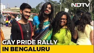 Celebrating Freedom, LGBTQ Community Take Out Pride Parade In Bengaluru - NDTV