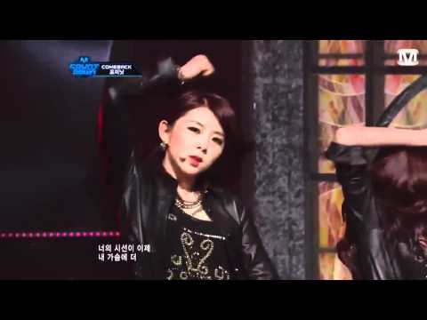 [HD 120412] 4Minute - Volume Up [M! Countdown Comeback Stage]