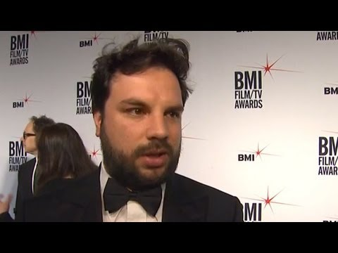 David Buckley Interviewed at the 2013 BMI Film & TV Awards