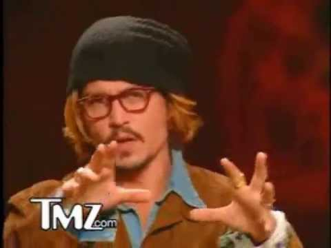 Johnny Depp 2003 Interview