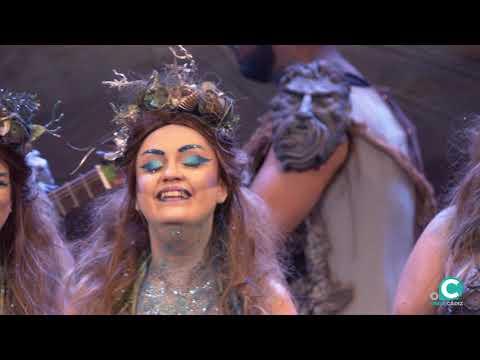 La agrupación Las seductoras llega al COAC 2020 en la modalidad de Comparsas. En años anteriores (2019) concursaron en el Teatro Falla como Las cachivache, consiguiendo una clasificación en el concurso de Preliminares.