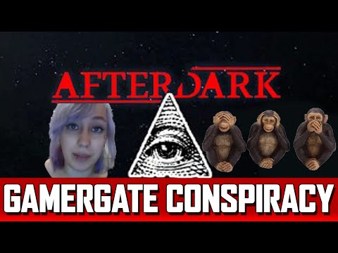 After Dark: #Gamergate Blackout Conspiracy Exposed