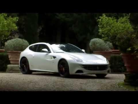 Ferrari FF incantano la Toscana