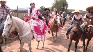 Fiestas patronales en El Magueyito (Jerez, Zacatecas)
