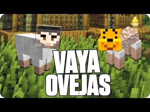 ¡VAYA PAR DE OVEJAS! | Minecraft