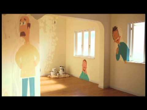 TV ad Scib Paints