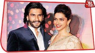Ranveer Singh और Deepika Padukone बने पति पत्नी ! Aajtak Special Coverage - AAJTAKTV