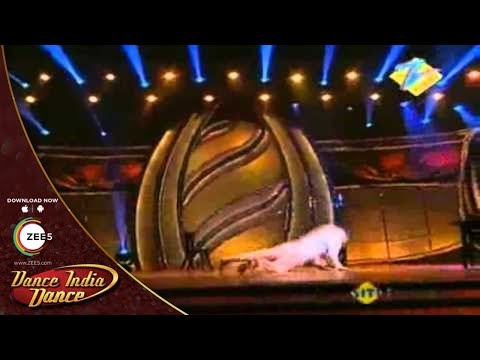 Dance Ke Superstars April 23 '11 - Puneet
