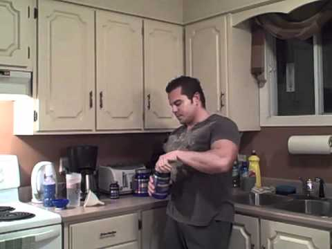 Pre and Post Workout Nutrition For Bodybuilding