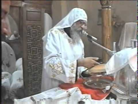 Holy Liturgy of Wednesday 10-11-2010 St. George Church  Part IV