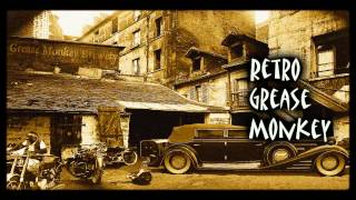 Royalty Free :Retro Grease Monkey