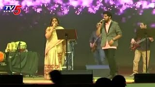Tollywood Singers @ TANA 21st Convention Celebrations #2 | St.Louis | USA | TV5 News - TV5NEWSCHANNEL