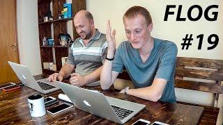 FLOG #19: велосипед Xiaomi, Qi-зарядник Technovator XE, обновка Дмитрия Леонидовича и Lumia 920