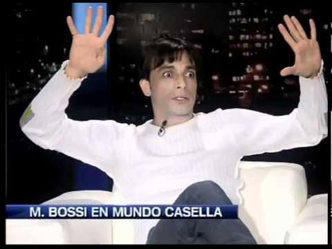 Martin Bossi: Entrevista