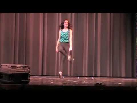 Irish dance to Moves Like Jagger