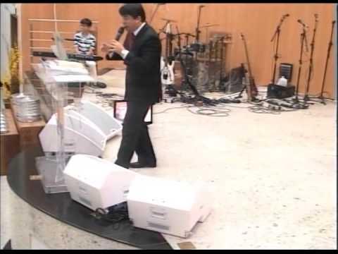 Pr. Flamarion Rolando - Não Procure o Culpado, Procure o Dono dos Milagres