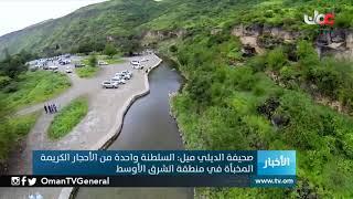 صحيفة الديلي ميل: السلطنة واحدة من الأحجار الكريمة المخبأة في منطقة الشرق الأوسط