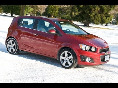2012 Chevrolet Sonic Review