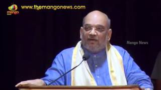 Amit Shah's Speech At Intellectuals And Eminent Citizens Meet In Delhi | Mango News - MANGONEWS
