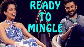 "Kangna: ""I'm single but I'm going to start dating now!"" - ZOOMDEKHO"