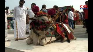 Sankranti Festival Celebrations | Grandly Goes on Various Places in Hyderabad | CVR News - CVRNEWSOFFICIAL